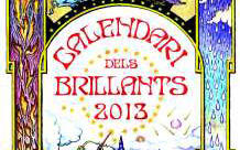 Portada del Calendari dels Brillants 2013